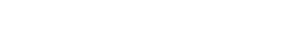 Peninsula White Logo